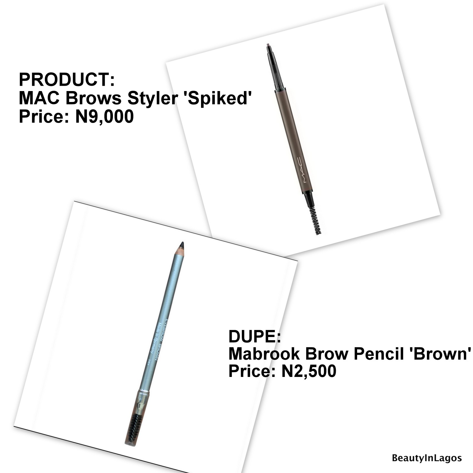 5 DUPES FOR POPULAR MAKEUP PRODUCTS