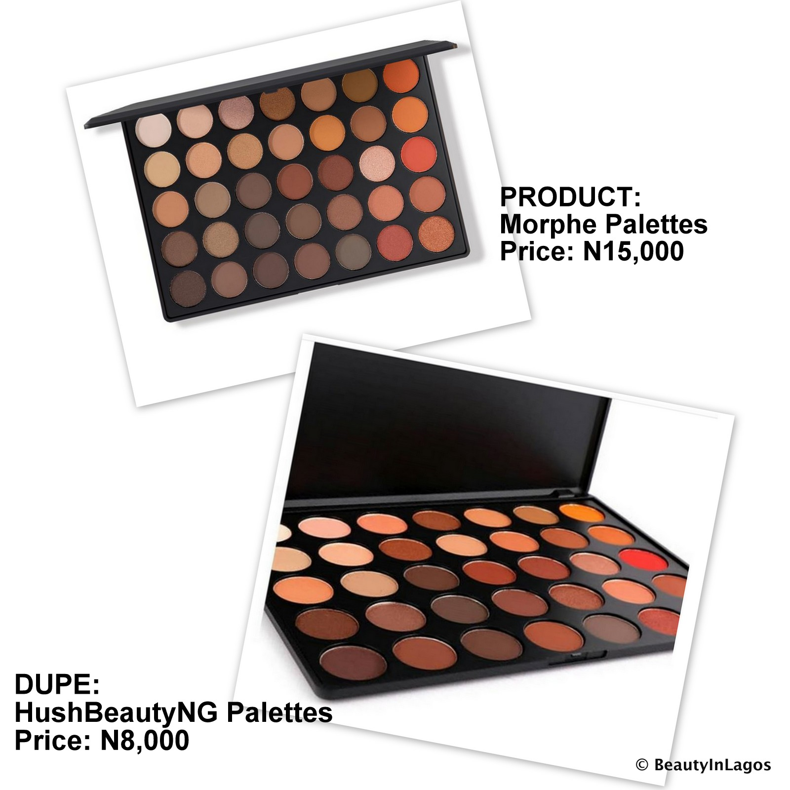 MAKEUP DUPES AND WHERE TO BUY – BeautyInLagos